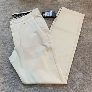 Under armour golf pants, size 36/34 NWT